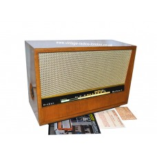 1960's HACKER MAYFLOWER II - RV20 FM, VALVE RADIO - 12.11.2017 SOLD