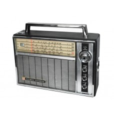 Vintage 1960's National Panasonic R-100 Transistor Radio