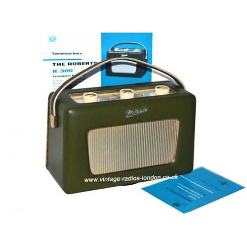 1960 U0026 39 S Roberts R300 Radio