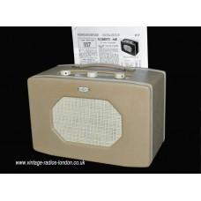 1950s ROBERTS 'MR' MAINS VALVE LW/MW  RADIO - 27. 08. 2018 SOLD