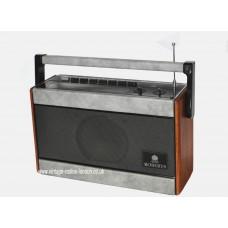 Classic Roberts RP28  MW/LW/FM Band Preset Transistor Radio