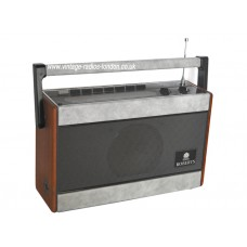 1990's CLASSIC ROBERTS RP28 MW/LW/FM PRESET RADIO - Mains/Battery