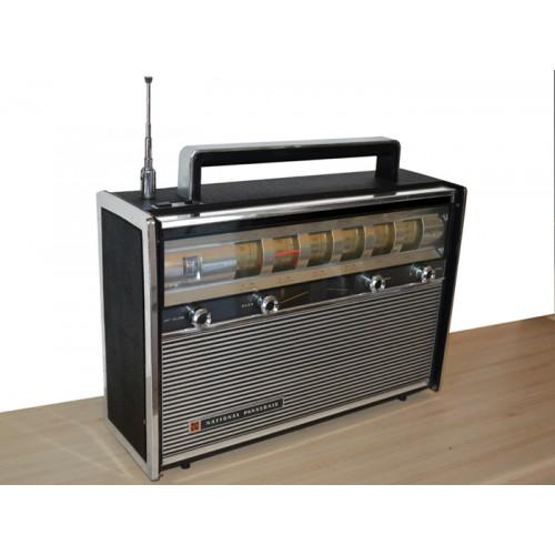 1970's National Panasonic RF-3000 6-Band (LW/MW/FM + 3SW) Radio -SOLD!